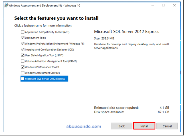 SCCM 2016 on Windows Server 2016 with SQL Server 2016  | Abou
