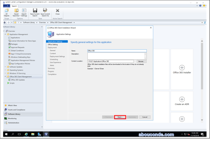 Deploy Office 365 ProPlus with SCCM | Abou Conde's Blog